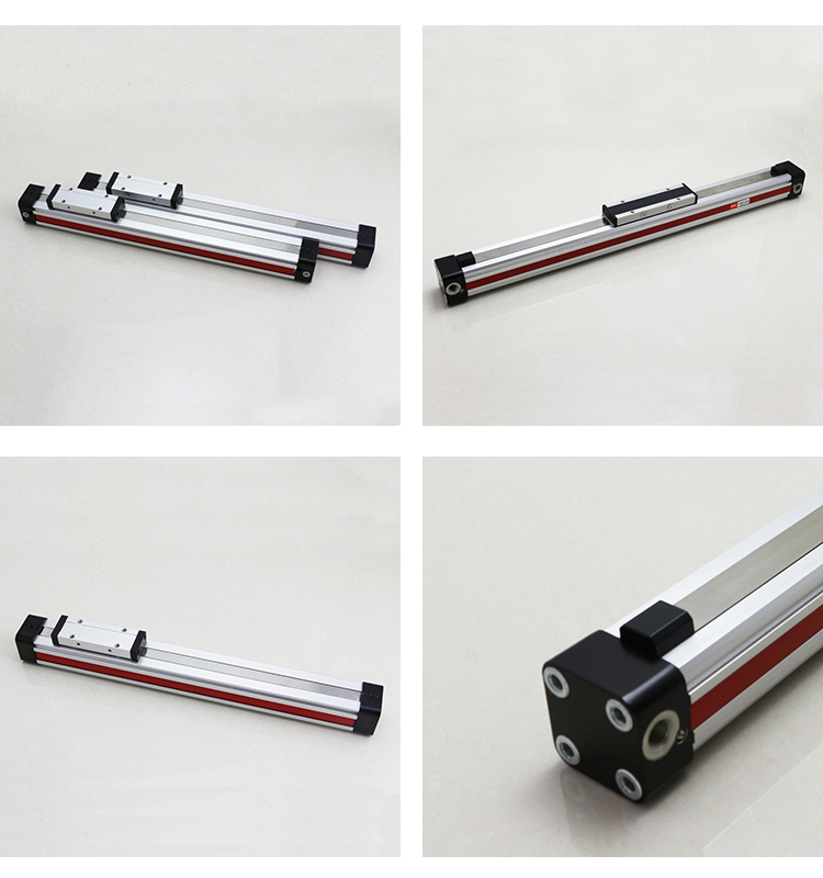 OSP Series Mechanically Jointed Rodless Parker Air Cylinder