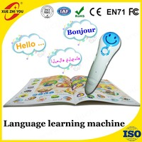 manufacturer learning toy for kids Spirit English Chinese Spanish Talking Pen