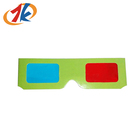 Eco-Friendly OEM Printing 3D Glasses Red Blue