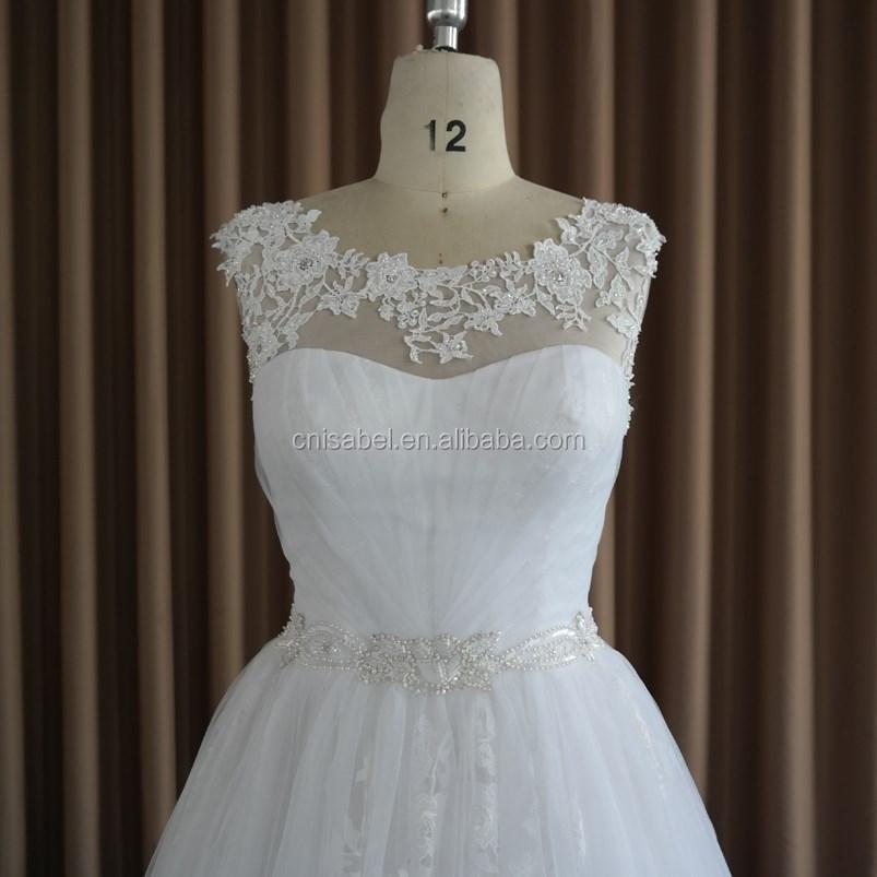 Wedding Dress Plus Size Patterns : Plus size wedding dress patterns v neck deep low back