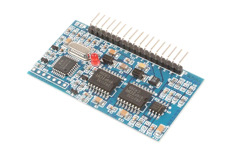 NOYITO DC-AC Pure Sine Wave Inverter SPWM Board EGS002 EG8010 + IR2110 Driver Module