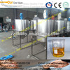 new type small oil refining machine/China most advanced edible peanut crude oil refining machine 0086-13838265130