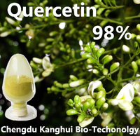 Pure Natural Herbs for HPLC 98% Quercetin Dihydrate