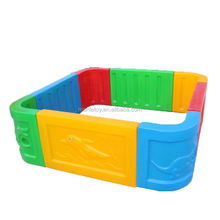Kids plastic foldable colorful ocean innovative product educational kids ball pool