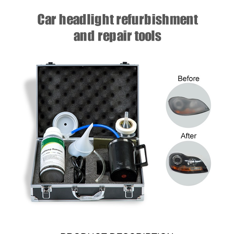 كشافات ترميم تجديد الجهاز سيارة العلوي تجديد وإصلاح أدوات