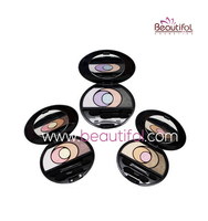 Wholesale eyeshadow makeup palettes, 5 eye shadow make up palette, Long-lasting, easily color, lovely cosmetics round compact