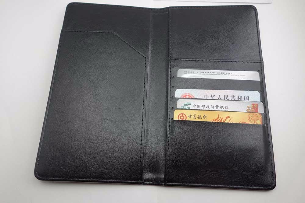 Promotion Cheap Custom Passport Holder,Pu Leather Passport Wallet ...