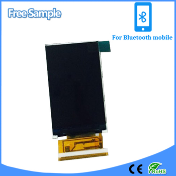 [Free Sample]Topfoison competitive price 2.8 inch 240*400 color tft lcd screen for POS terminals
