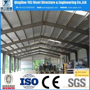 Industrial Storage Sheds