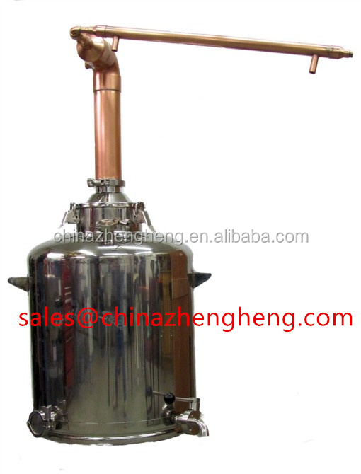 Mini used Stainless Steel home distilling equipment