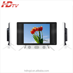 15 inch LCD TV different color Speaker Sound cover Television with LED backlight