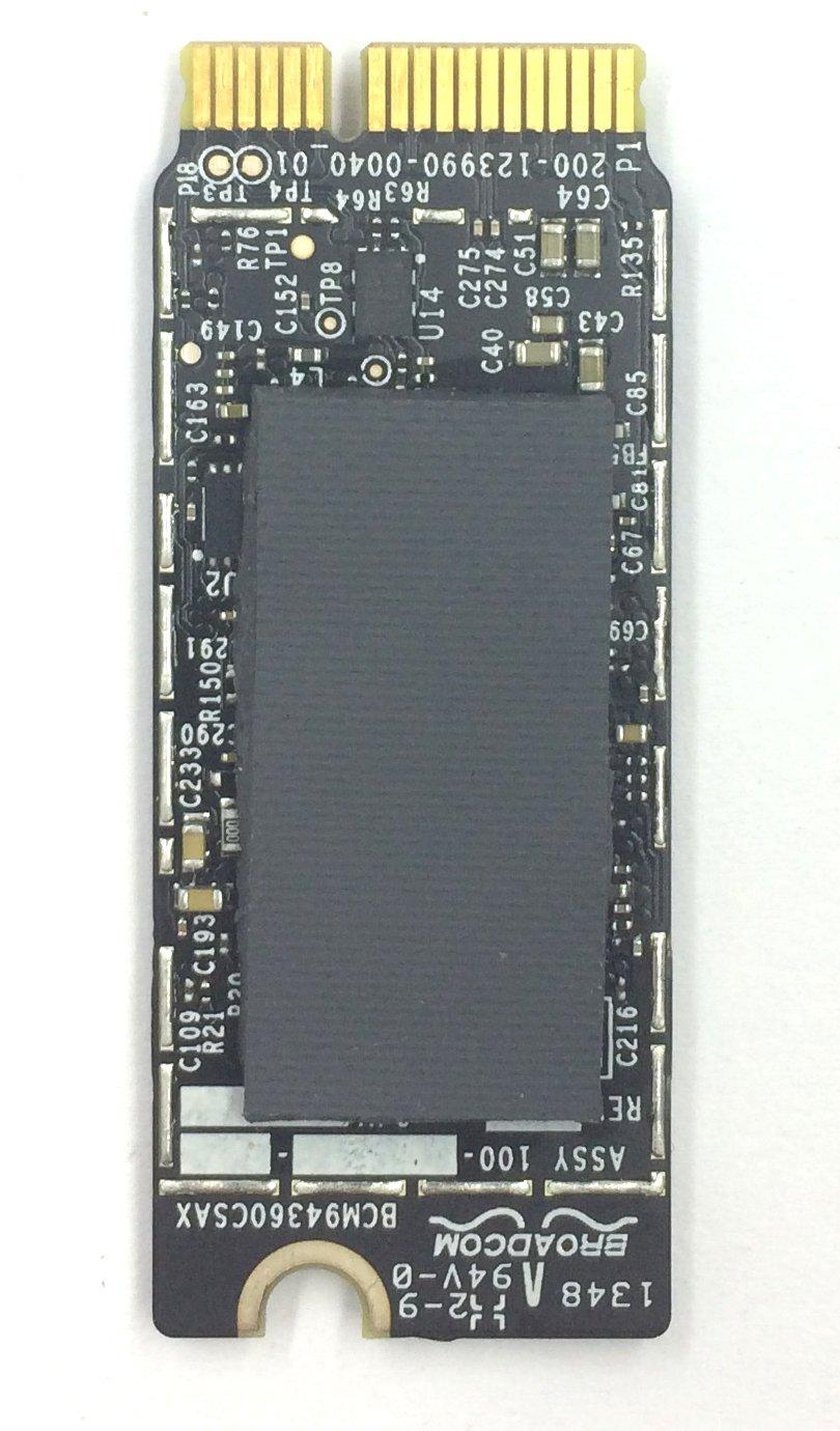 ITTECC® WiFi Bluetooth Airport Card 653-0029 Broadcom Bcm94360cs Bcm94360csax Bcm4360 fits Macbook Pro Retina A1398 A1425 A1502 MD212 MD213 MC975 MC976 2012 2013