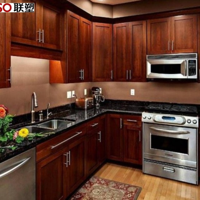 LESSO DIY Solid WHITE Wood Kitchen Cabinet