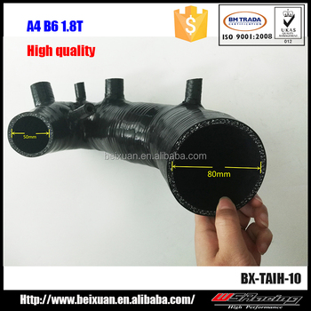 For Audi A4 B6 18t Car Silicone Turbo Air Intake Hose Pipe Buy For