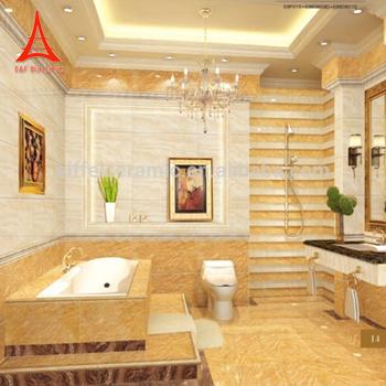 Guangzhou Non Slip Bathroom Flooring Cheap Bathroom Tile Design