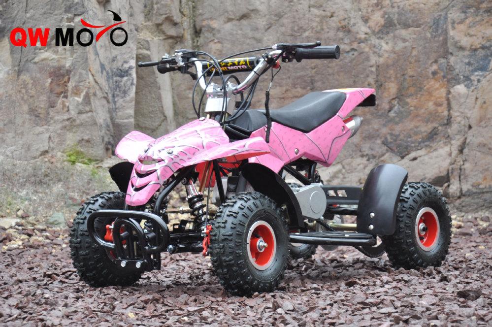 49cc 2 Stroke Atv Quad Bike Mini Moto Gas Tankquto Spare Parts For