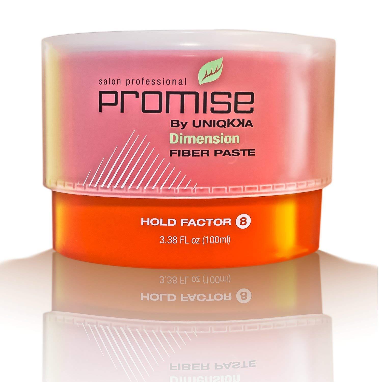 Uniqkka Promise Dimension Hair Fiber Paste - 3.38 Fluid Ounce - Anti-Hair Loss - Hair Loss Repair