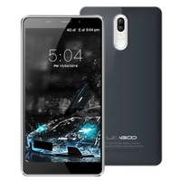 free samples 5.7 inch 2.5D Arc Original LEAGOO M8 PRO 5.7 inch Mobile Phone Dual SIM 4G 3G 5G low price China mobile phone