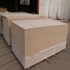 China mdf factory raw MDF/Plain Mdf sheet/ melamine faced MDF board