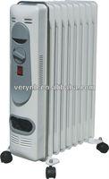 oil heater parts