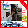 2014 CE coin /card operated self service car wash/plunger water pump high pressure