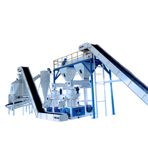 Factory supply directly ring die wood output biomass pine nut shell pellet machinery