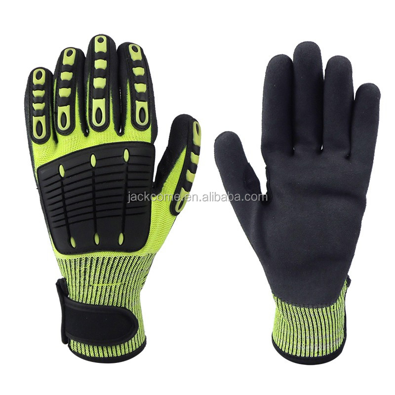 Level 5 latex cut resistant <strong>gloves</strong> oil <strong>gloves</strong>