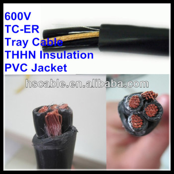 93008279cce 600v Cu Pvc nylon Pvc Tc-er Tray Cable With Ground - Buy Tc-er Tray ...