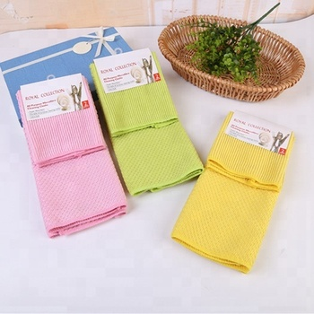 Custom soft microfiber all purpose facial clean make up remover towel