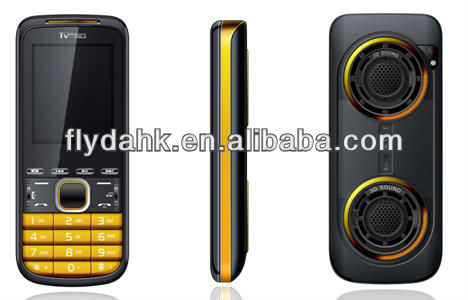 Hot sales !! Q3 mobile phone with tv bluetooth FM.