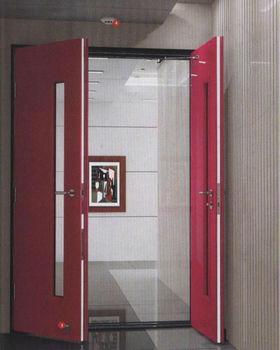 Commercial exterior fire rated steel door buy 2 hours fire rated steel wooden doors stainless for Commercial exterior steel doors
