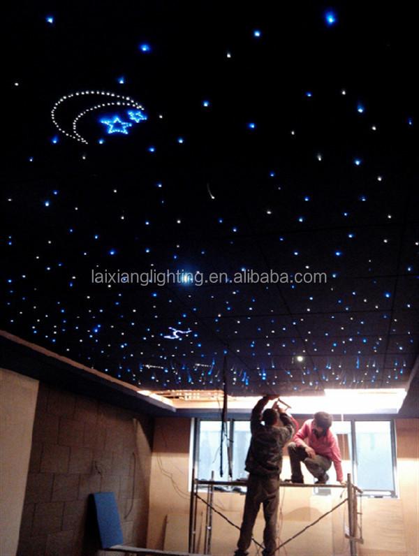 Starry Star Ceiling Light Design With Fiber Optical Kit,Sky Star ...