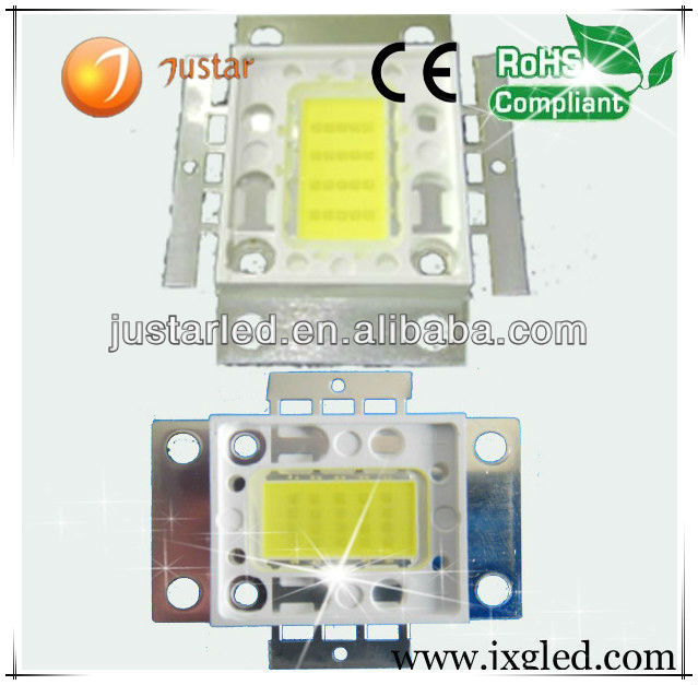 High power 20w led diode high lumen waterproof prices module super bright
