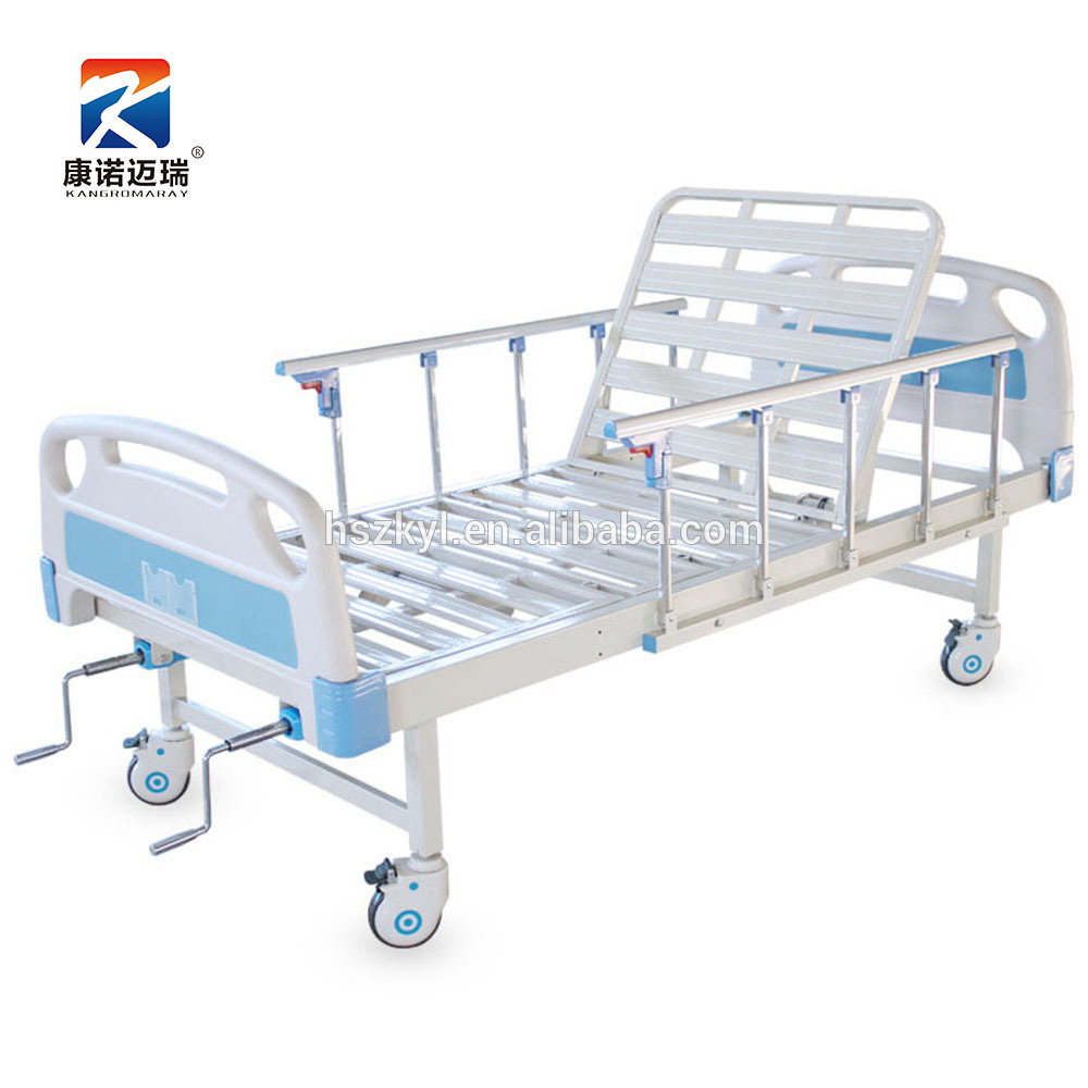 Promotional 2 hand crank medical hospital bed Wholesale