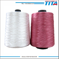 China wholesale all colors polyester embroidery thread for wedding dresses
