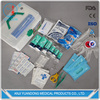 YD80004 China factory Wholesale medical First aid kit (CE, ISO and FDA approved)