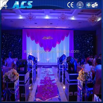 Stage background decorative led curtain wedding decoration stage stage background decorative led curtain wedding decoration stage backdrops white4m6m led junglespirit Gallery