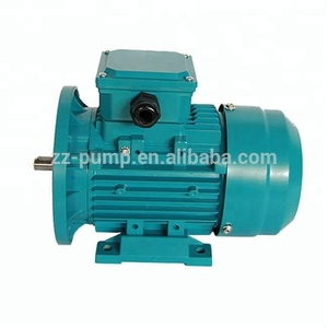 2HP small variable speed electric three phase induction motor