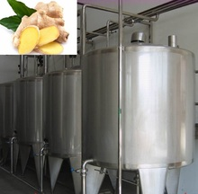 Hot Sale Ginger Juice Production Plant/Ginger Juice Processing Machinery