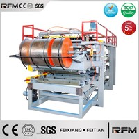polyurethane foam sandwich wall panel making machine