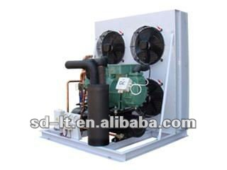 Semi-Hermetic Two-stage Compression Condensing Unit for Refrigeration,Freezer and Deep-freezing Cold Room Storage