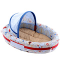 New Design Portable 0 3 Years Baby Bed Portable Foldable Travel Bed Newborn Cotton Sleepping Basket