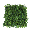 High quality manufacture artificial boxwood mat ,Plastic grass artificial box wood panel