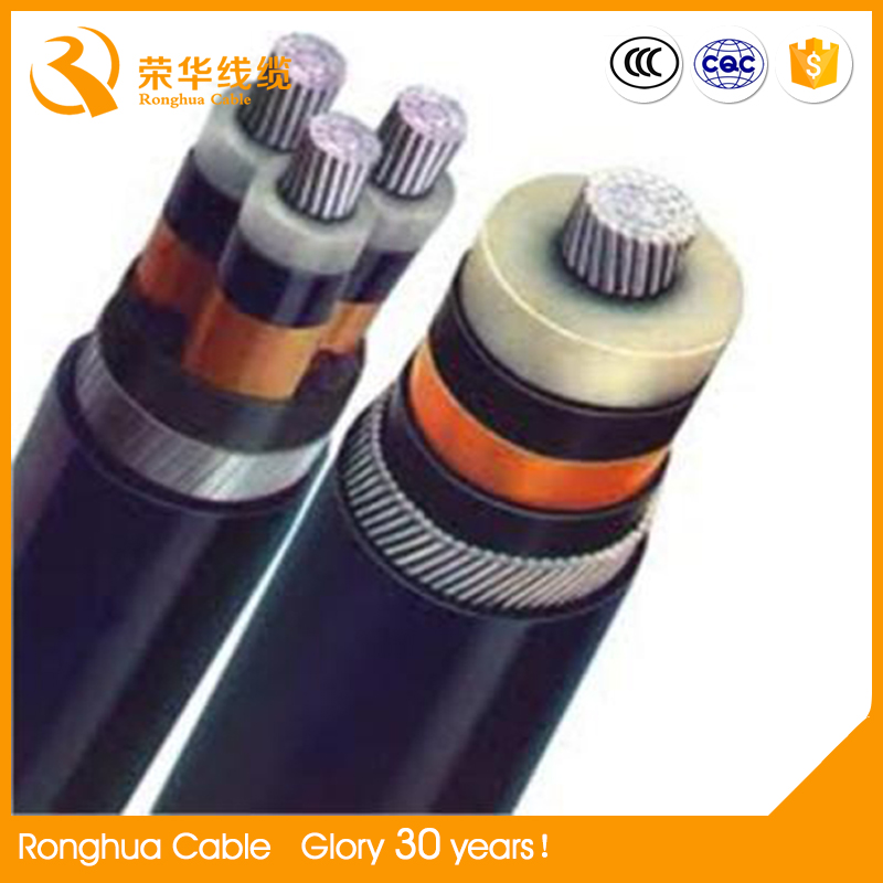Factory supply IEC 331& BS 6387 Single Core multicore XLPE Insulated, Steel Wire Armoured LSOH Sheathed fire resistant cable