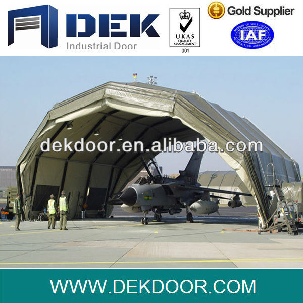 Special Durable Aircraft Hangar Tents
