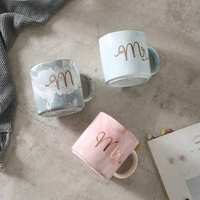 Marble Sublimation Mug Wholesale Ceramic Coffee Mugs For Sublimation Magic Cups Factory