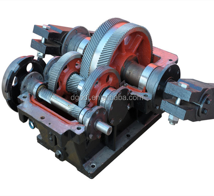 Dongguan supplier custom die casting steel helical china gear reducers