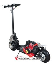 Cheapest wholesale 50cc gas cooler scooter with CE from Chinese scooter manufacture