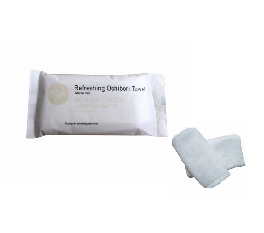 Lemon Scent Hot And Cold Wet Towelrestaurant Refreshing Towel