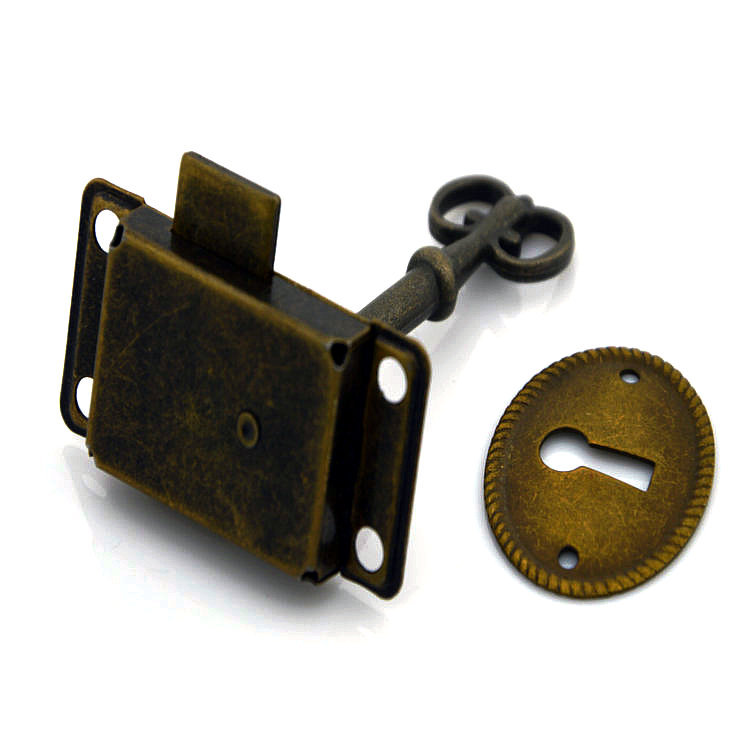 Get Quotations · Vintage Antique Classical lock furniture lock Drawer  Bronze Glass Locks Shift door lock - Cheap Antique Furniture Locks And Keys, Find Antique Furniture Locks